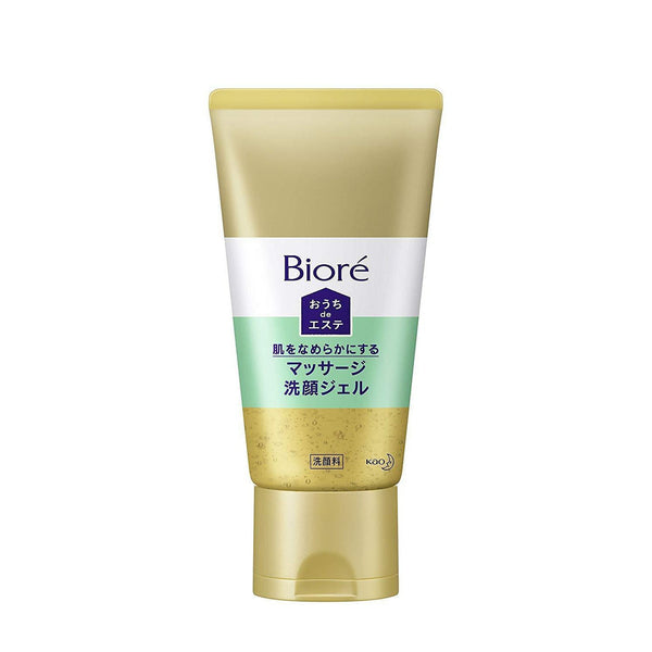 Biore, Beauty Salon at Home, Face Wash Gel, Smooth, 5.29oz(150g)-Biore-Price JPN
