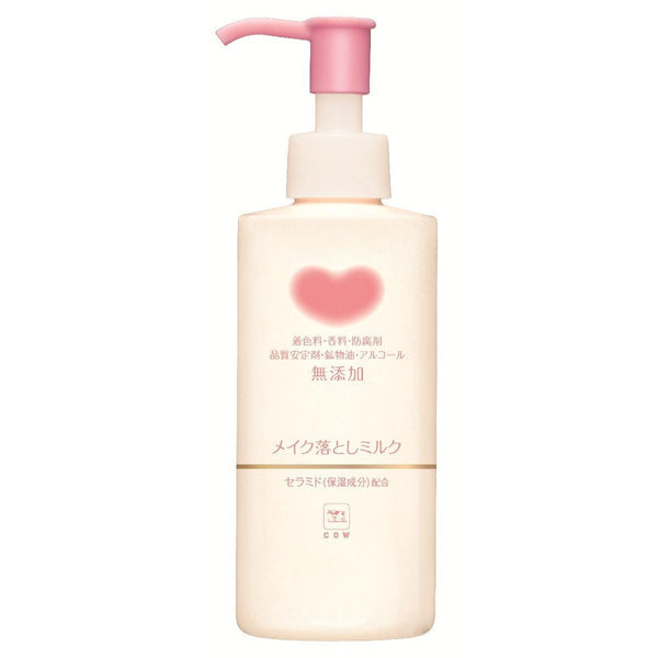 COW Brand Additive-free Makeup Remover Oil, 5us fl oz (150mL)-COW Brand-Price JPN