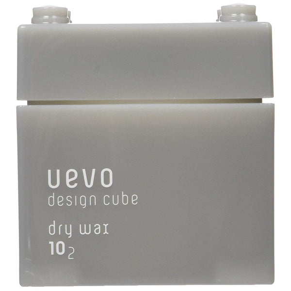 Demi, UEVO Design Cube Dry Wax 2.82oz-Demi-Price JPN