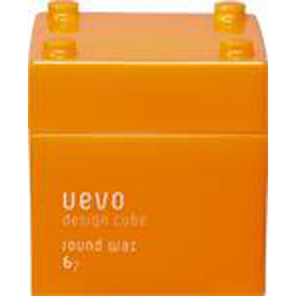 Demi, UEVO Design Cube Round Wax 2.82oz-Demi-Price JPN