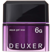 Deuxer 6G Aqua Gel Wax 2.82oz-No.three-Price JPN