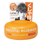 GATSBY Moving Rubber Loose Shuffle Hair Wax, 80g/2.8oz