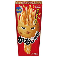 "Glico ""Karu-jaga"", Crispy Chips, Lightly Salted, Non-Fried 1.45oz-Glico-Price JPN"