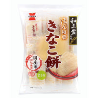 Iwatsuka-Confectionery, Rice Crackers with Roasted Soybean Flour 21 pieces-Iwatsuka-Confectionery-Price JPN