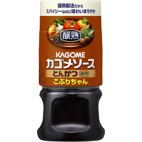 KAGOME, Fermentation Sauce, for Fried Dishes 5.64oz-Kagome-Price JPN