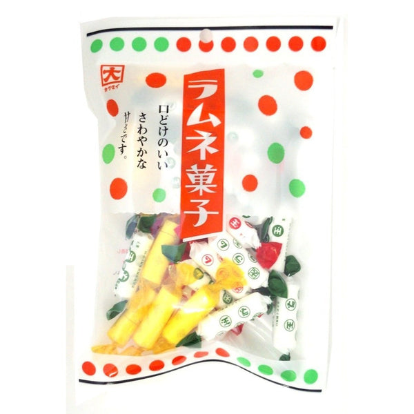 Kakudai Ramune Candy 3.5oz, 1 count-Kakudai Confectionery-Price JPN