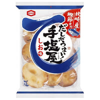 "Kameda-Seika, ""The Soup is Delicious, Teshioya"", Lightly Salted 9 pieces-Kameda-Seika-Price JPN"