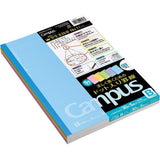 "Kokuyo Campus Notebook Semi B5(""9.8×""7), 6mm, Dots on rules, 35 Lines X 30 Sheets, Pack of 5 (ノ-3CBTNX5)-Kokuyo-Price JPN"