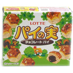 "LOTTE, ""Pai no mi(Pie fruit)"" Chocolate Pie, 2.6oz-Price JPN-Price JPN"