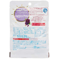 meiji Fruit Juice Gummy Candies, Grape 1.8oz-Meiji-Price JPN