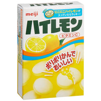 "meiji, ""Hi-Lemon"", Vitamin c 18 pieces, 0.95oz-meiji-Price JPN"