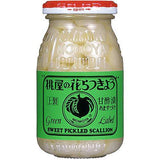 Momoya, SWEET PICKLED SCALLION 4oz-Momoya-Price JPN