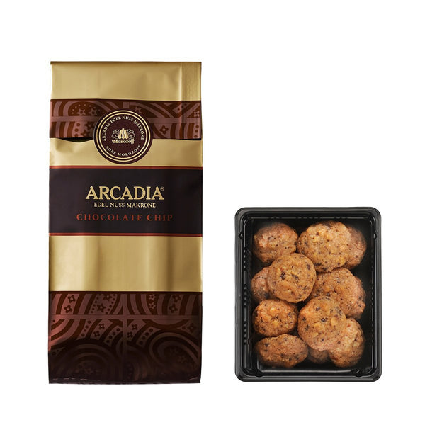 Morozoff, ARCADIA CHOCOLATE CHIP 2.5oz-Morozoff-Price JPN