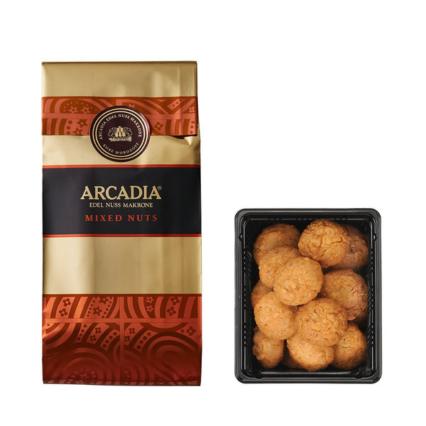 Morozoff, ARCADIA MIXED NUTS 2.5oz-Morozoff-Price JPN