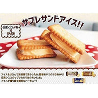 NISSIN COCONUT SABLE 20 pieces-NISSIN-Price JPN