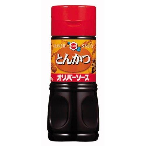 Oliver, Special Sauce, for Fried Dishes 12.7oz-Oliver Sauce-Price JPN