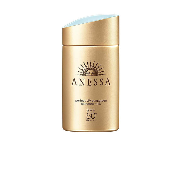 Shiseido Anessa Perfect UV Sunscreen Skincare Milk SPF 50+ PA++++ 2us fl oz (60mL)-SHISEIDO-Price JPN
