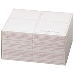 SHISEIDO S Cotton Pads 80 pcs-SHISEIDO-Price JPN