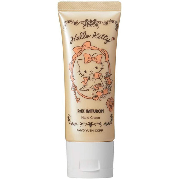 Taiyoyushi Pax Naturon Hello Kitty Hand Cream Citrus, 1.41oz-Taiyoyushi-Price JPN