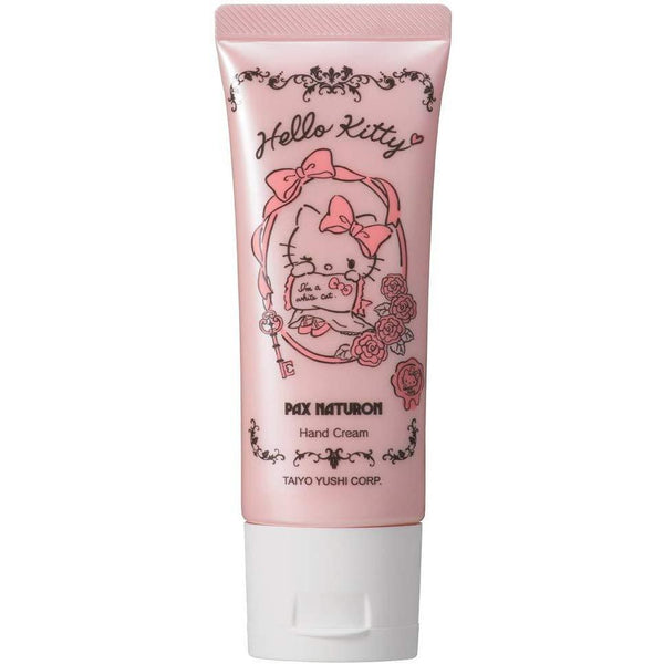 Taiyoyushi Pax Naturon Hello Kitty Hand Cream Rose, 1.41oz-Taiyoyushi-Price JPN