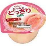 Tarami Great White Peach Jelly 8.1oz-Tarami-Price JPN