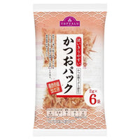 TOPVALU, Bonito Flakes 0.07oz x 6 packs-TOPVALU-Price JPN