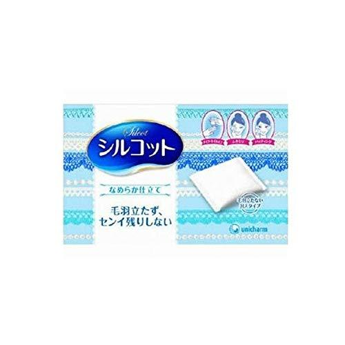 Unicharm Silcot, 82 Pieces-Unicharm-Price JPN