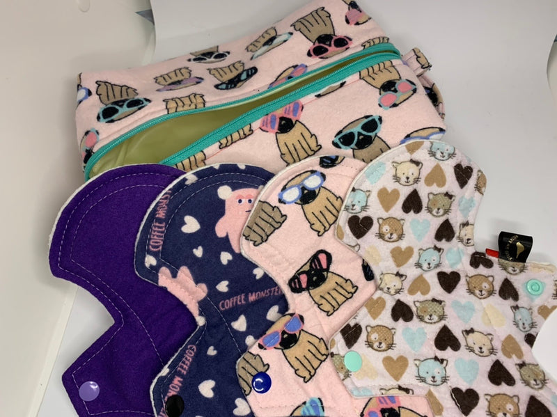 How to save the most money with cloth pads