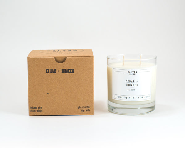 Texas made Calyan candles to fight human trafficking