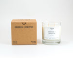Glass Tumbler Soy Candle - Evergreen/Eucalyptus-Calyan Wax Co-candle