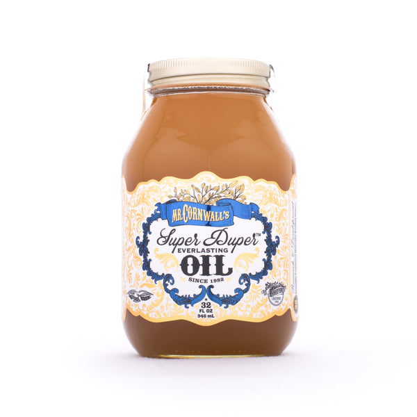 Mr. Cornwall's Super Duper Everlasting Oil 32 oz.