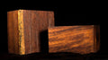 Orange Agate Wood Turning Block