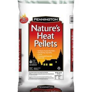 Pennington Natures Heat Pellets 40lb bags
