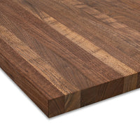 Northern Walnut Butcher Block- Fletcher