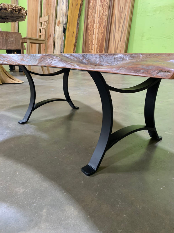 Steel Coffee Table Base