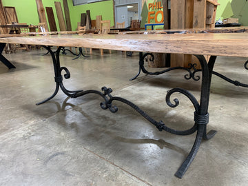 Woodland Dining Table Base