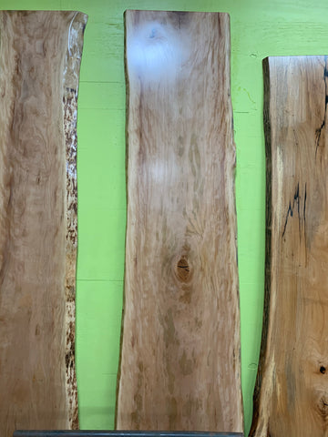 Live Edge Sycamore Slab LES051