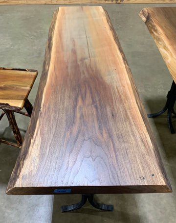 Live Edge Walnut Slab LES127