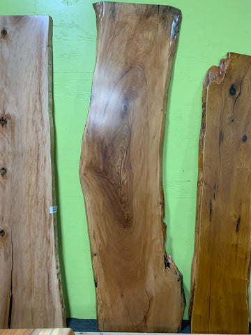 Live Edge Sycamore Slab LES067