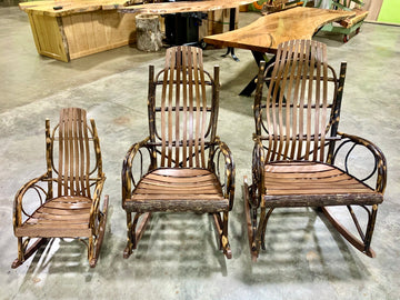 Willow Rocking Chairs