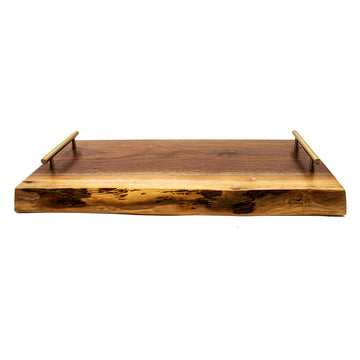 Live Edge Serving Tray 003