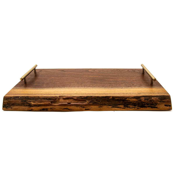 Live Edge Serving Tray 007