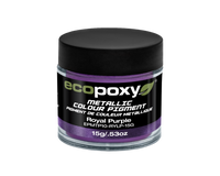 EcoPoxy 15g Metallic ColorPigment - Royal Purple