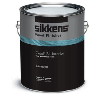 Sikkens Cetol BL Interior Wood Finish Colorless 003