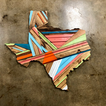Texas Wood Art - East Texas