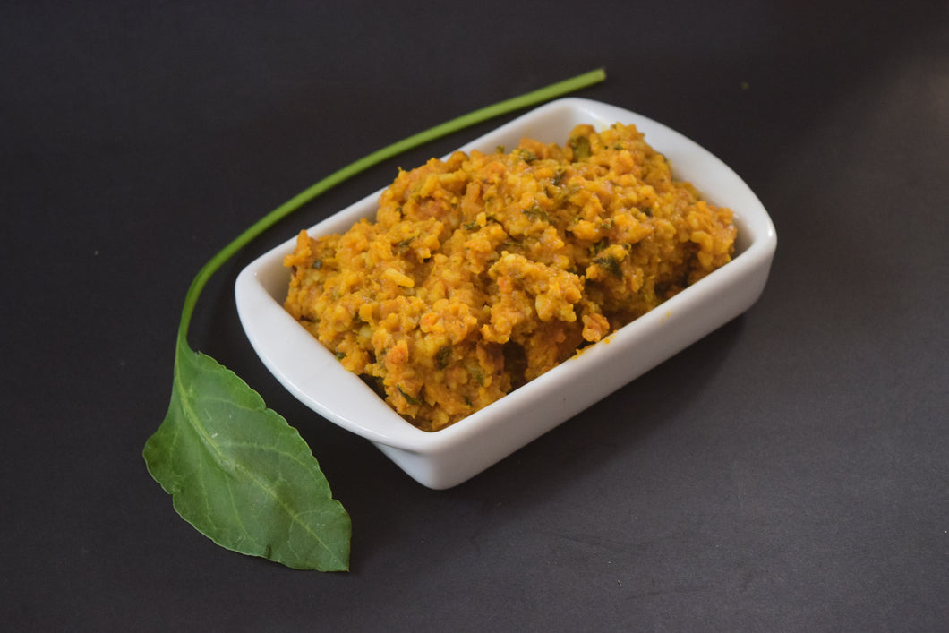 Dal Palak Khichdi (Dehydrated and preservative free)