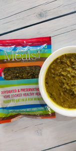 Methi Mutter Malai (Dehydrated and preservative free)