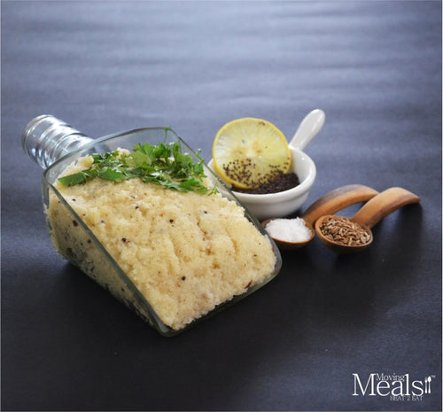 Upma (Dehydrated and Preservative Free)