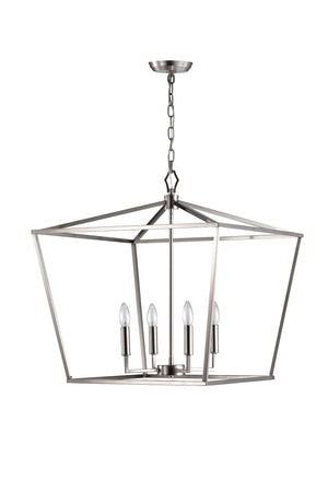 Nickel Pendant/Chandelier