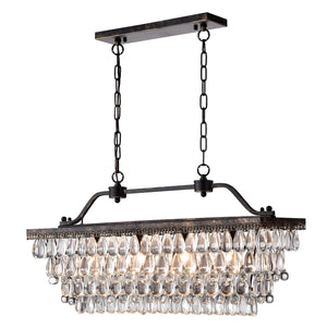 Marchand 1048-C30-AB  Chandelier